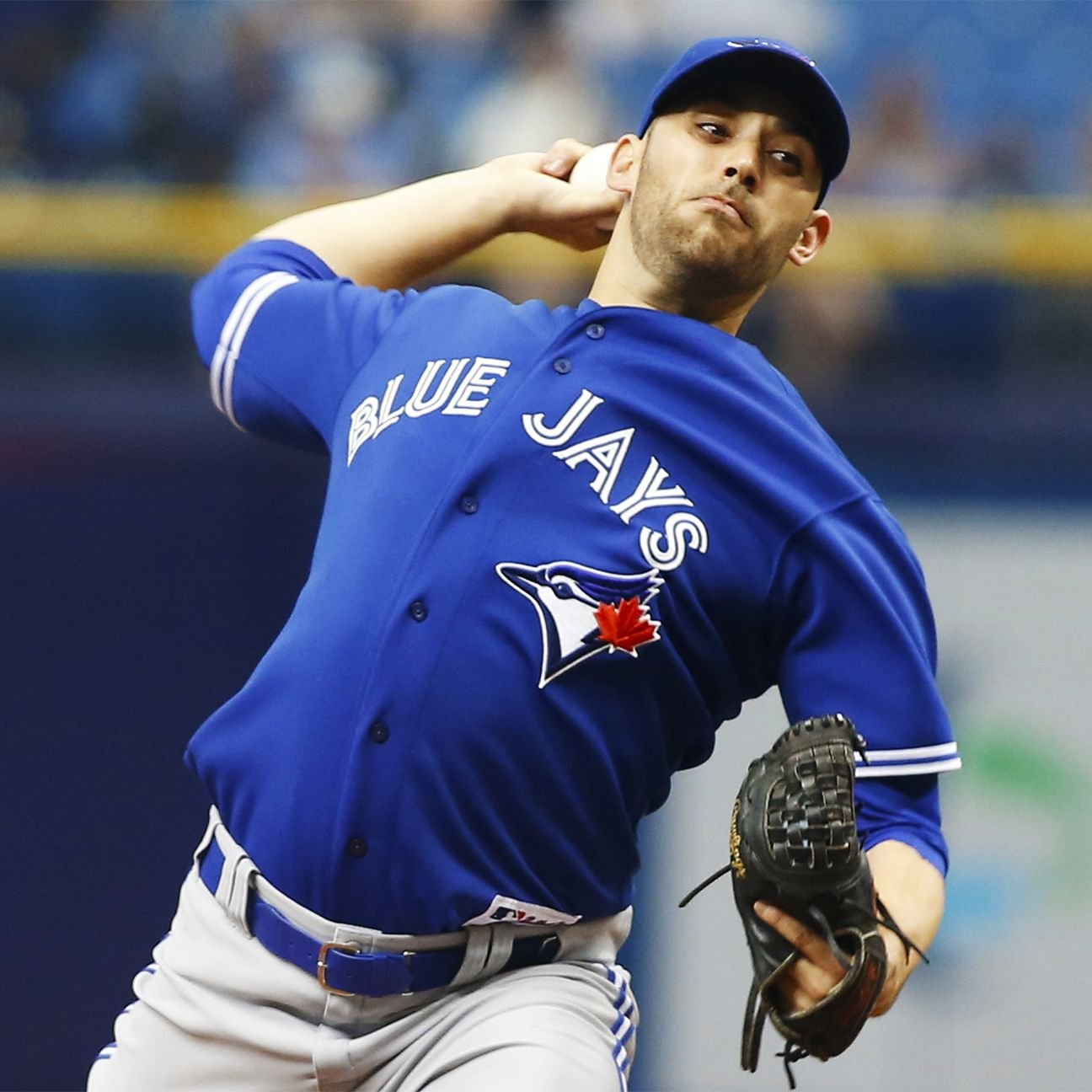 Marco Estrada Takes No-hit Bid Into 8th Inning For 2nd
