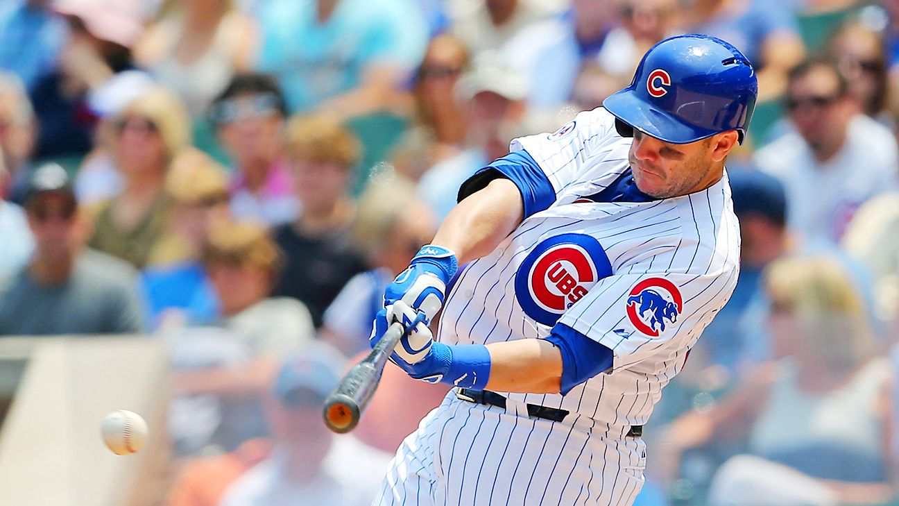 Theo Epstein: No discussions on moving Miguel Montero ...