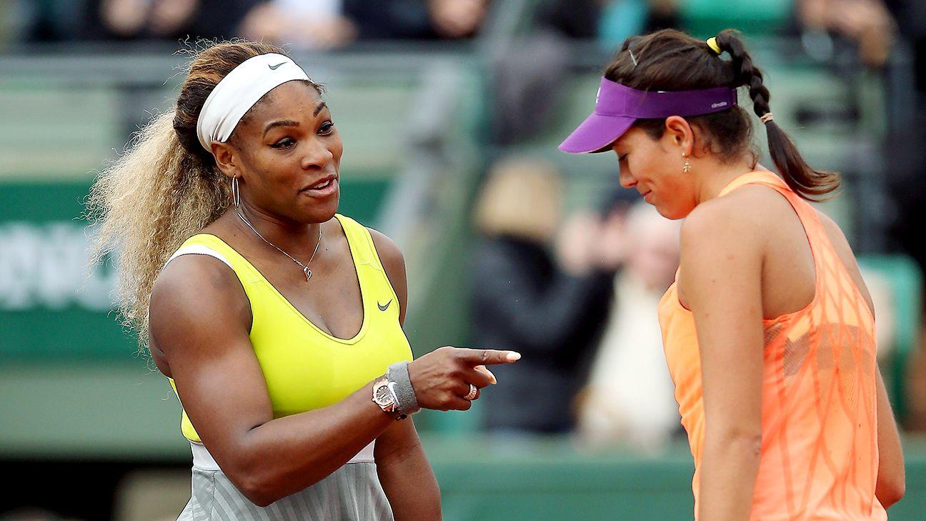 2015 Wimbledon -- Garbine Muguruza not afraid of Serena ...