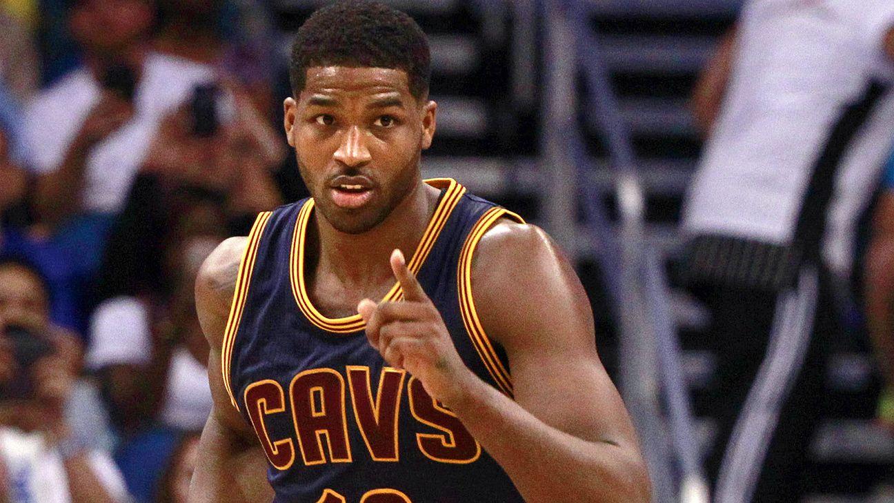 LeBron James on Tristan Thompson -- Cleveland Cavaliers ...