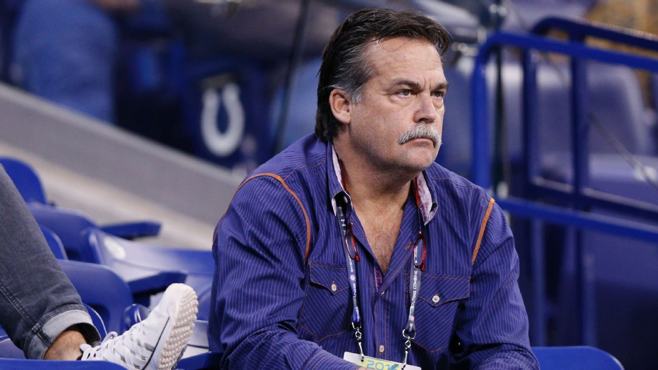 Rams Coach Jeff Fisher Is Well Aware Of Challenges Of