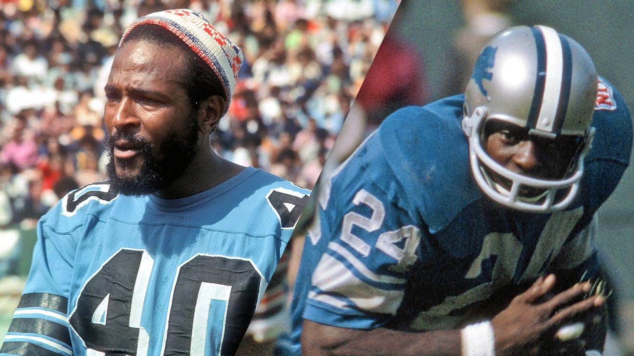Marvin Gaye S Tryout With The Nfl S Detroit Lions