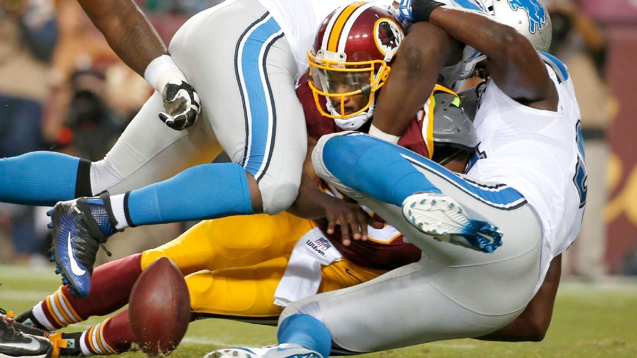 Robert Griffin III of Washington Redskins cleared for ...