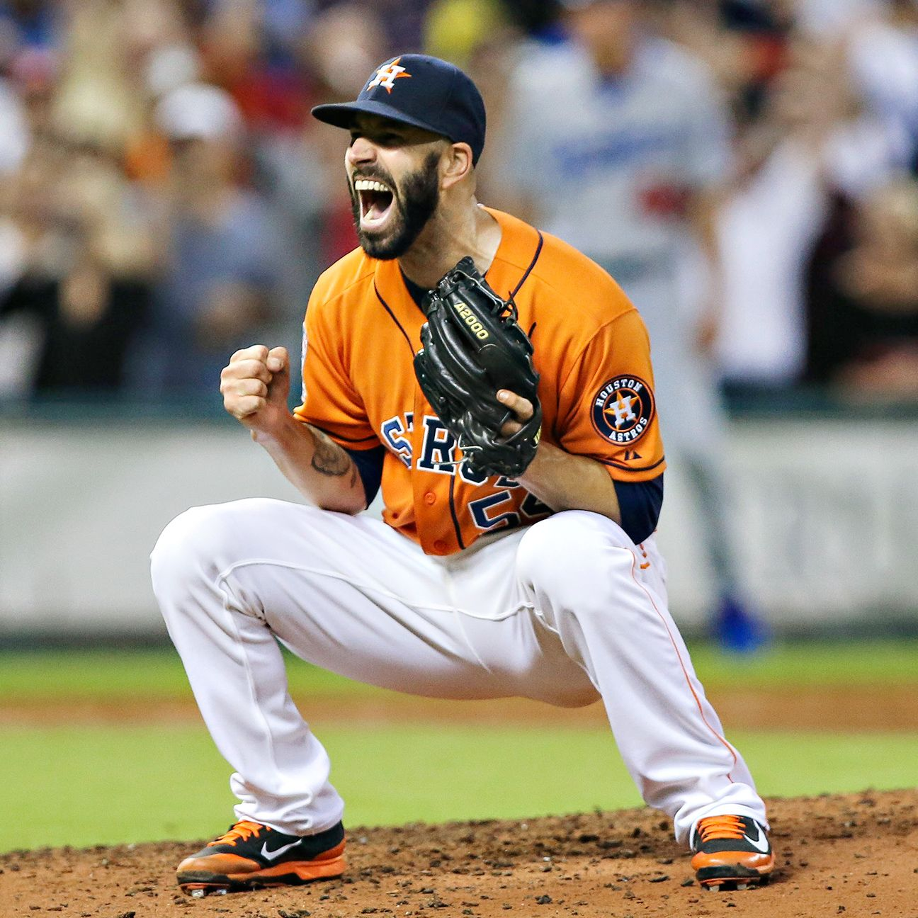 Mike Fiers Of Houston Astros Denies Illegal Substance On