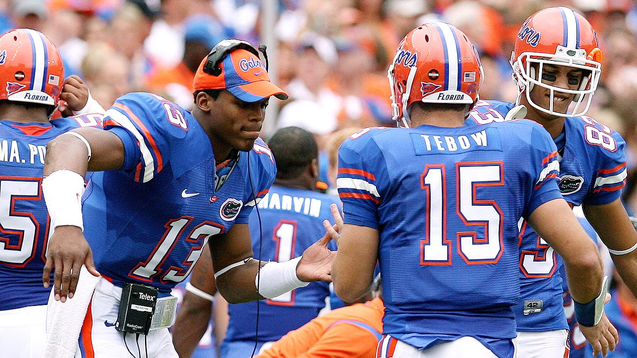 Cam Newton left Florida Gators teammates wondering about lost potential