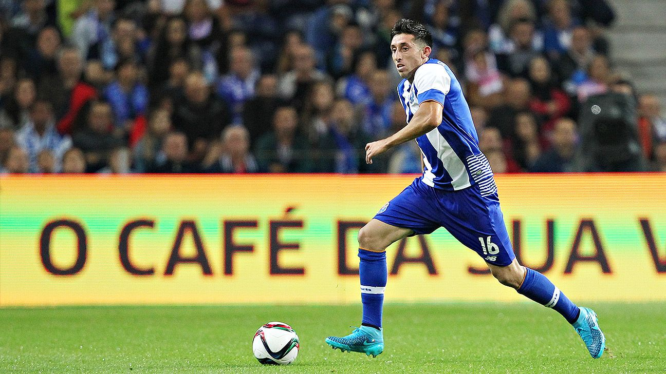 Mexico Hot List Hector Herrera back to his best Oribe Peralta