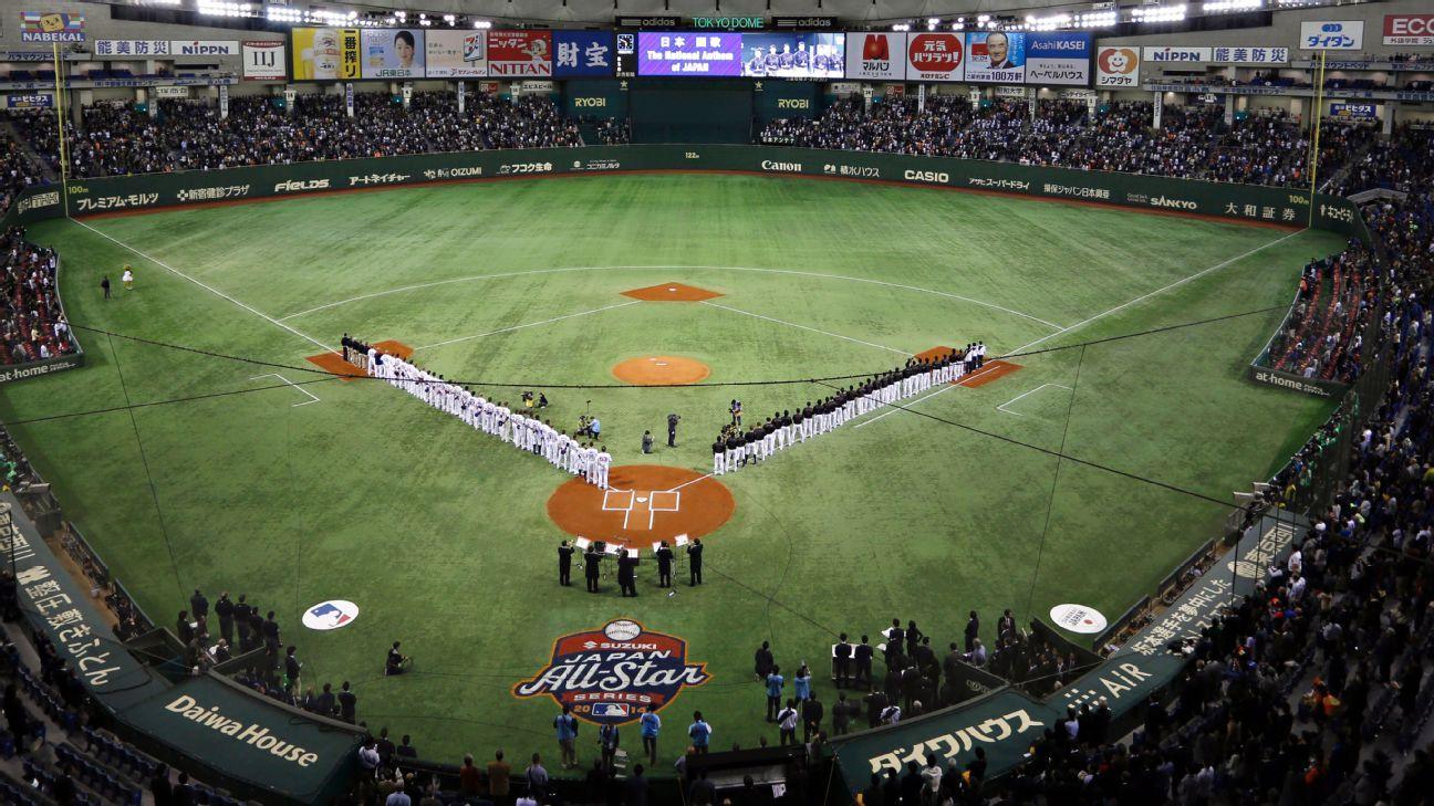 Tokyo Dome redes protectoras