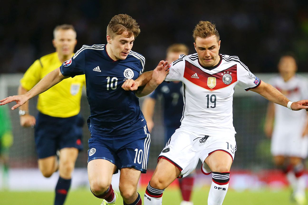 Scotland vs. Germany - Football Match Summary - September ...