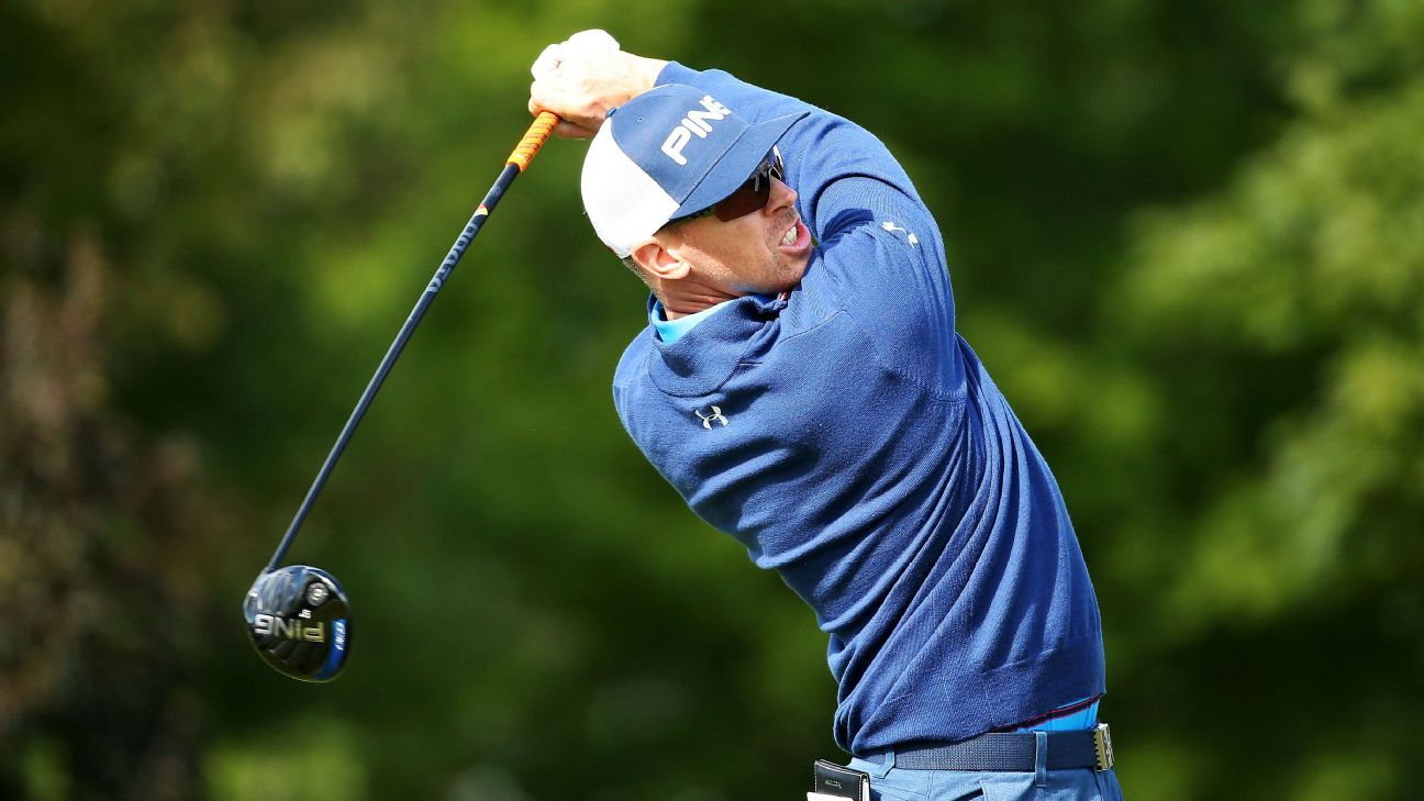 Hunter Mahan S Streak On The Line Sunday At The Bmw