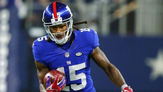 Nike NFL Jerseys - Preston Parker released by New York Giants