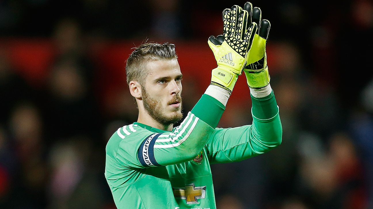 Billedresultat for david de gea manchester united