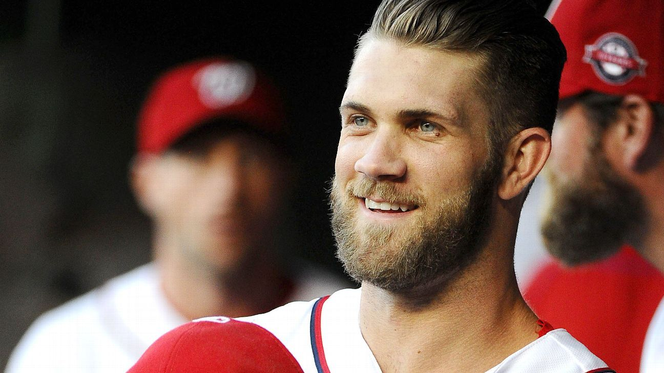 Bryce Harper of Washington Nationals wins National League MVP award
