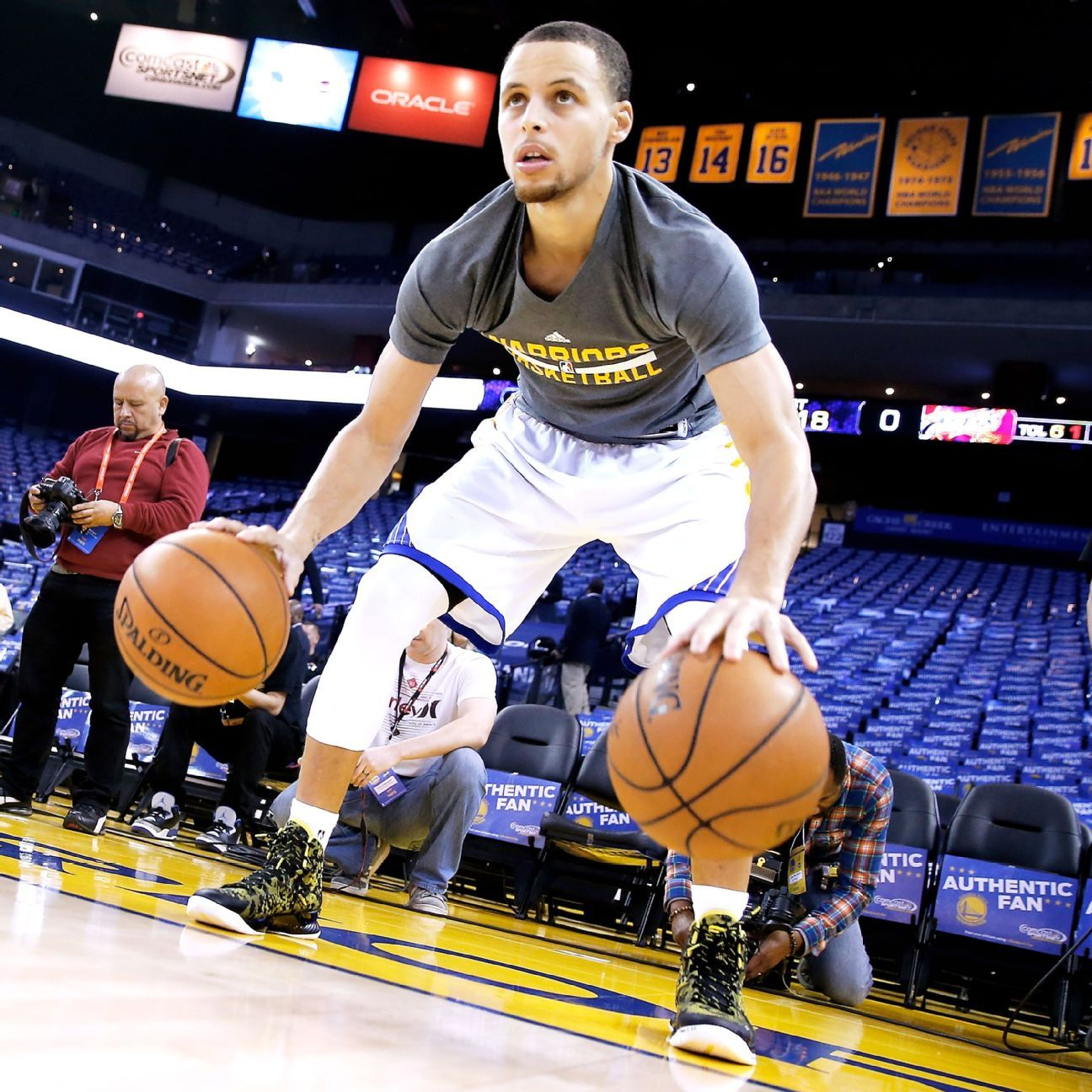 Nba Stephen Curry: How Stephen Curry Of Golden State Warriors Gets Even