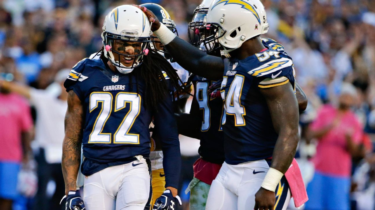 Players Point Finger At Themselves For San Diego Chargers