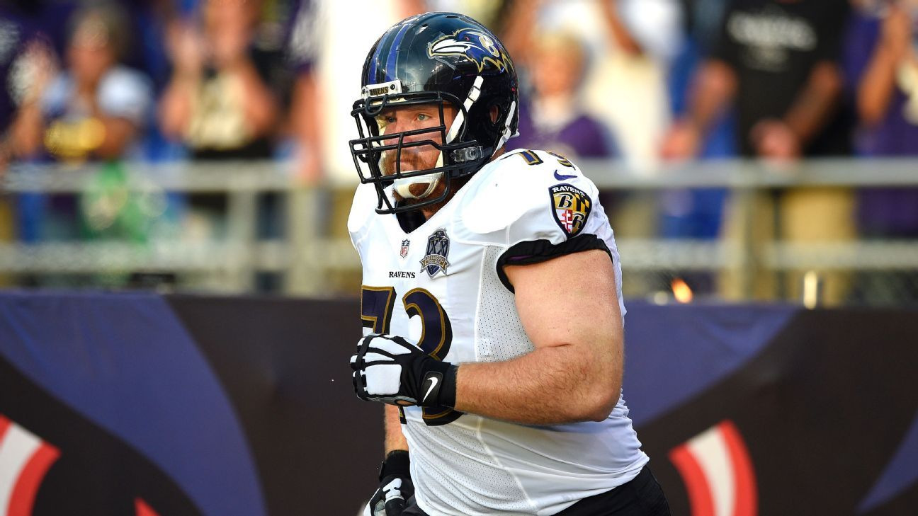Pro Bowl guard Marshal Yanda will come off the physically unable to perform list after passing his physical, the Ravens announced Saturday.
