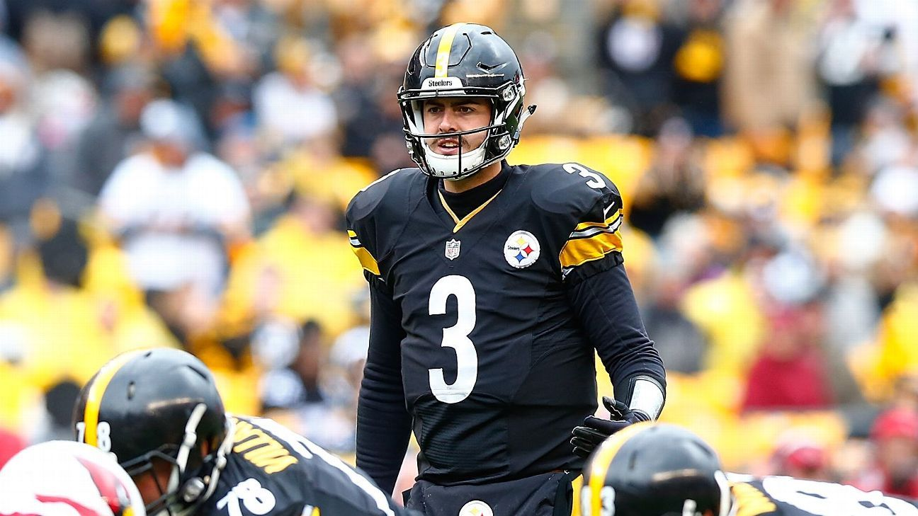 Landry Jones starts at QB for Steelers against Chiefs