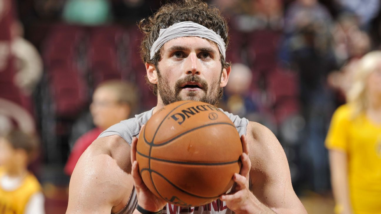 Trade chatter: Is Kevin Love available? - Marc Stein- ESPN