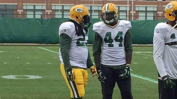 Eddie Lacy Before And After Eddie Lacy Poll Buying...