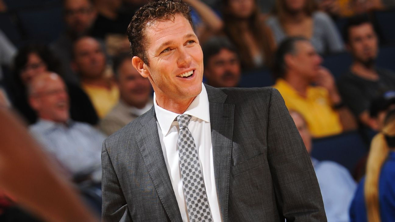 Golden State Warriors grant Lakers permission to interview ...
