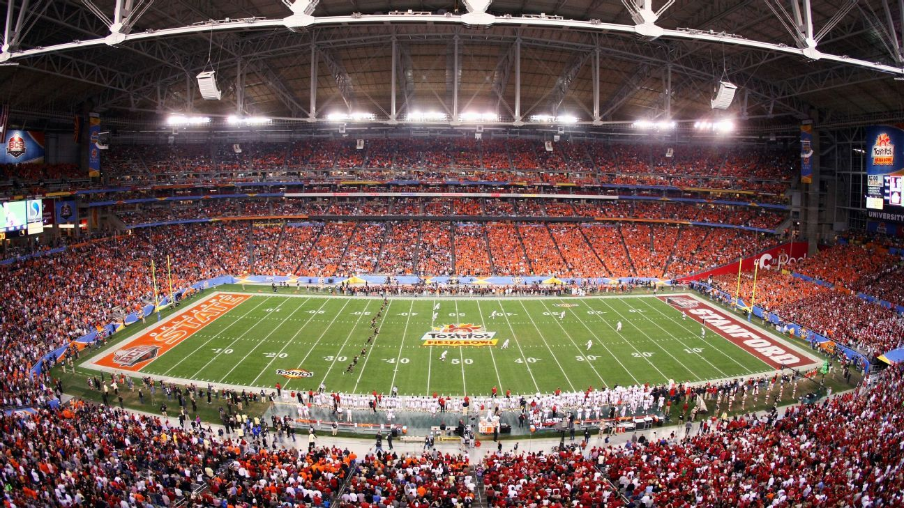 College football playoff dates in Sydney