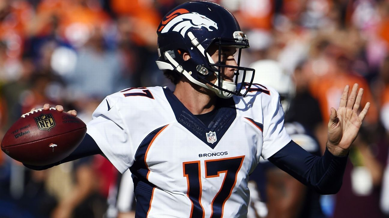Brock Osweiler poised for a big payday and additional scrutiny