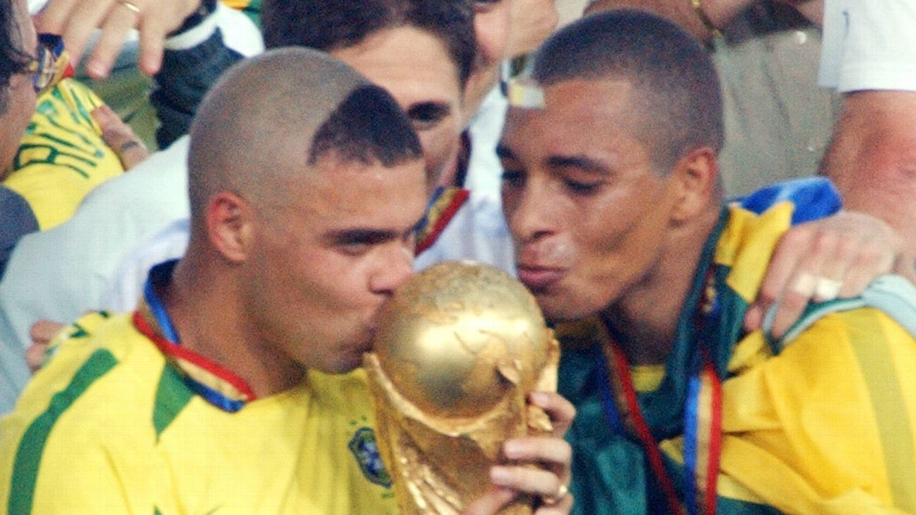 Ronaldos 2002 World Cup Haircut Deliberately Distracted Media From