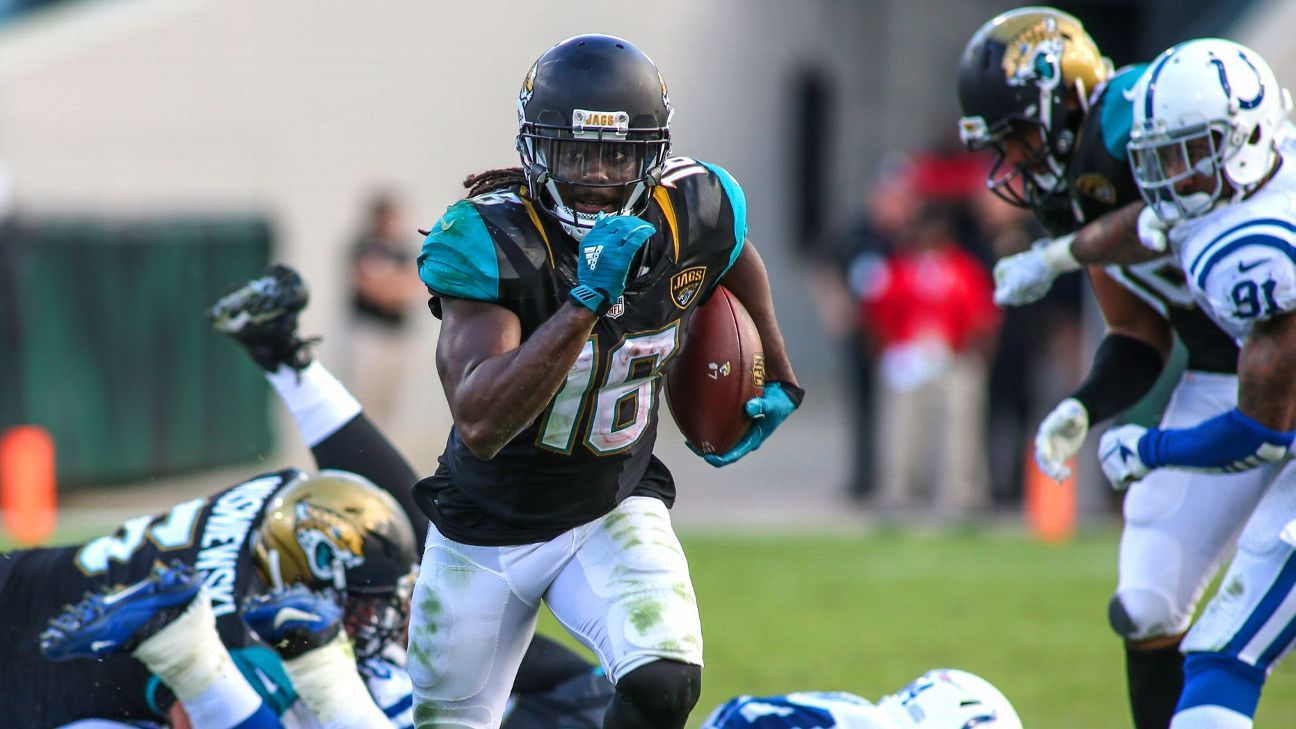 Denard Robinson of Jacksonville Jaguars found asleep in ...