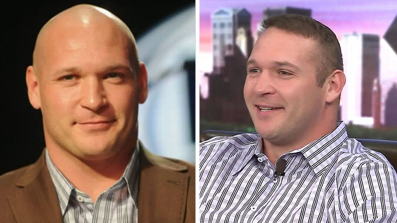 who is brian urlacher dating now Jenny mccarthy may have found her man's man following her date with nfl player brian urlacher.