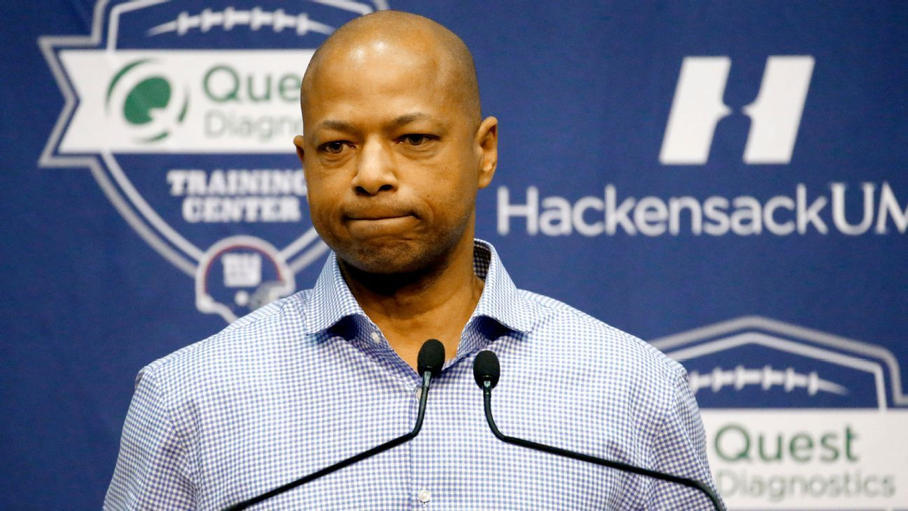 This Giants mess is on general manager Jerry Reese