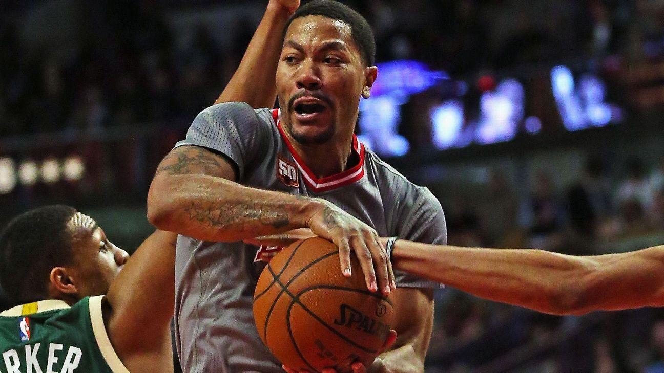 Winners and losers in Derrick Rose trade - Fantasy basketball
