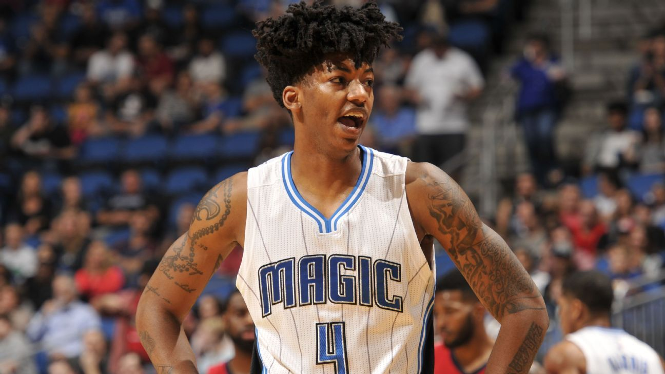 Elfrid Payton talks about his rise to stardom and life in ...