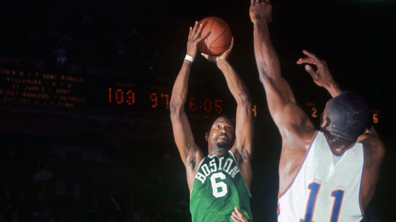 All-Time #NBArank: Kareem tops list of greatest centers ever
