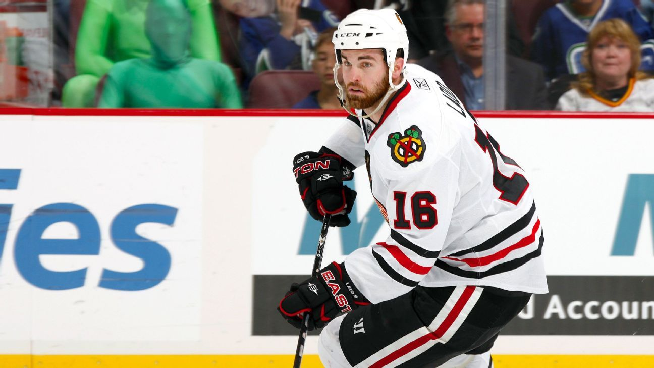 NHL - In Andrew Ladd Deal, Chicago Blackhawks Pull Off Another Big Deadline Move