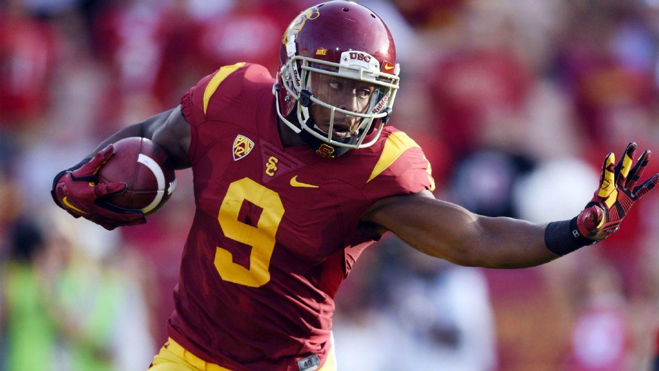 JuJu Smith-Schuster leaving USC Trojans for NFL draft