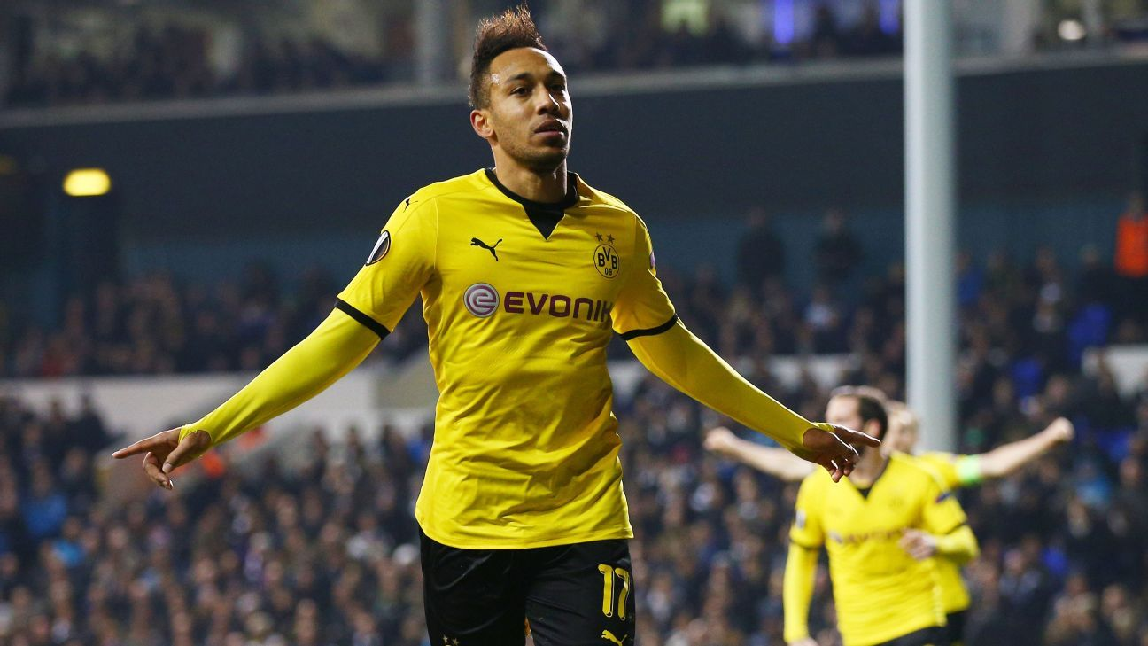 Manchester City line up move for Borussia Dortmund striker Pierre