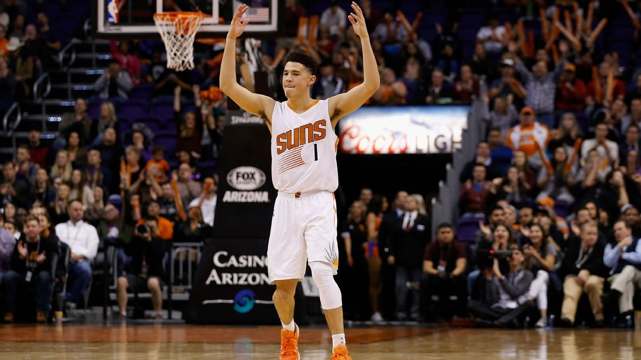 The Phoenix Suns seem to have their shooting guard of the ...