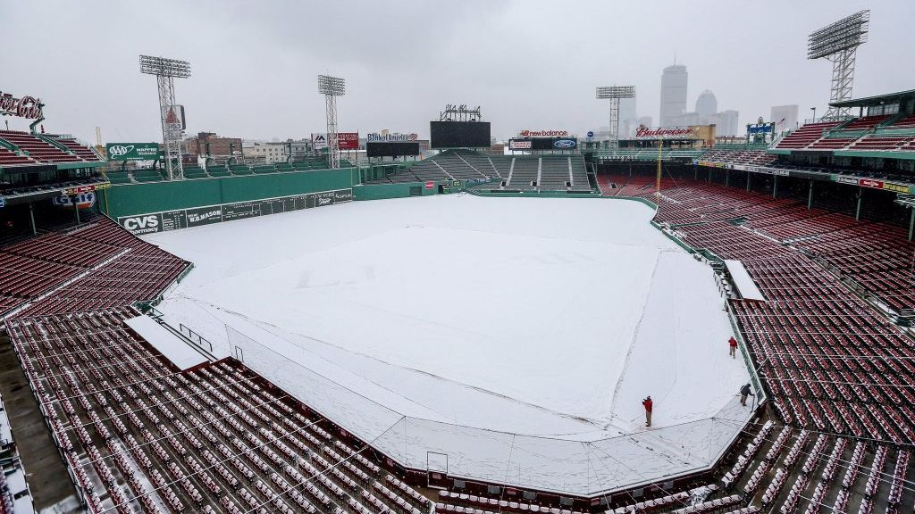 Weather forces six Sunday games to be postponed, including Shohei Ohtani's start