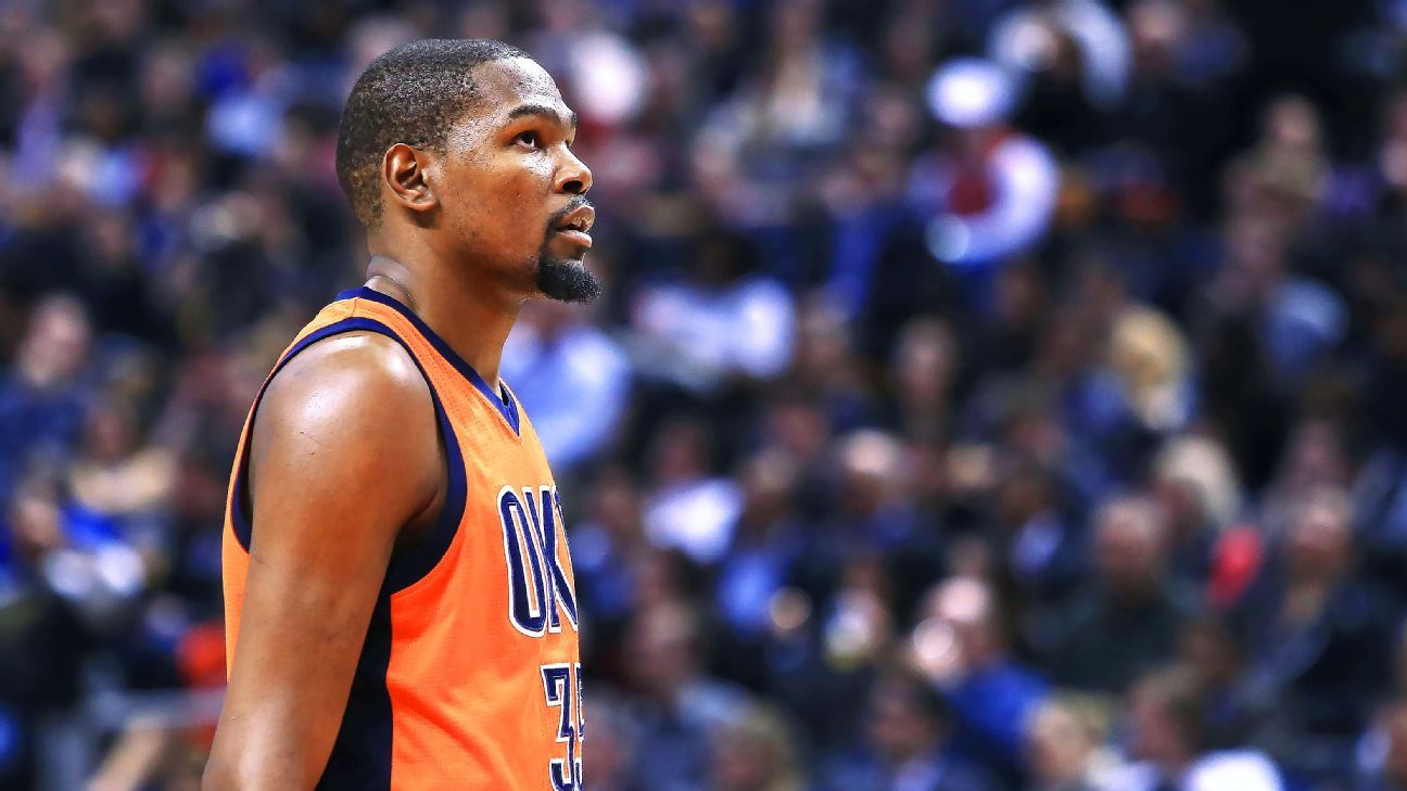 8cbd8206141e Kevin Durant is chasing a ring