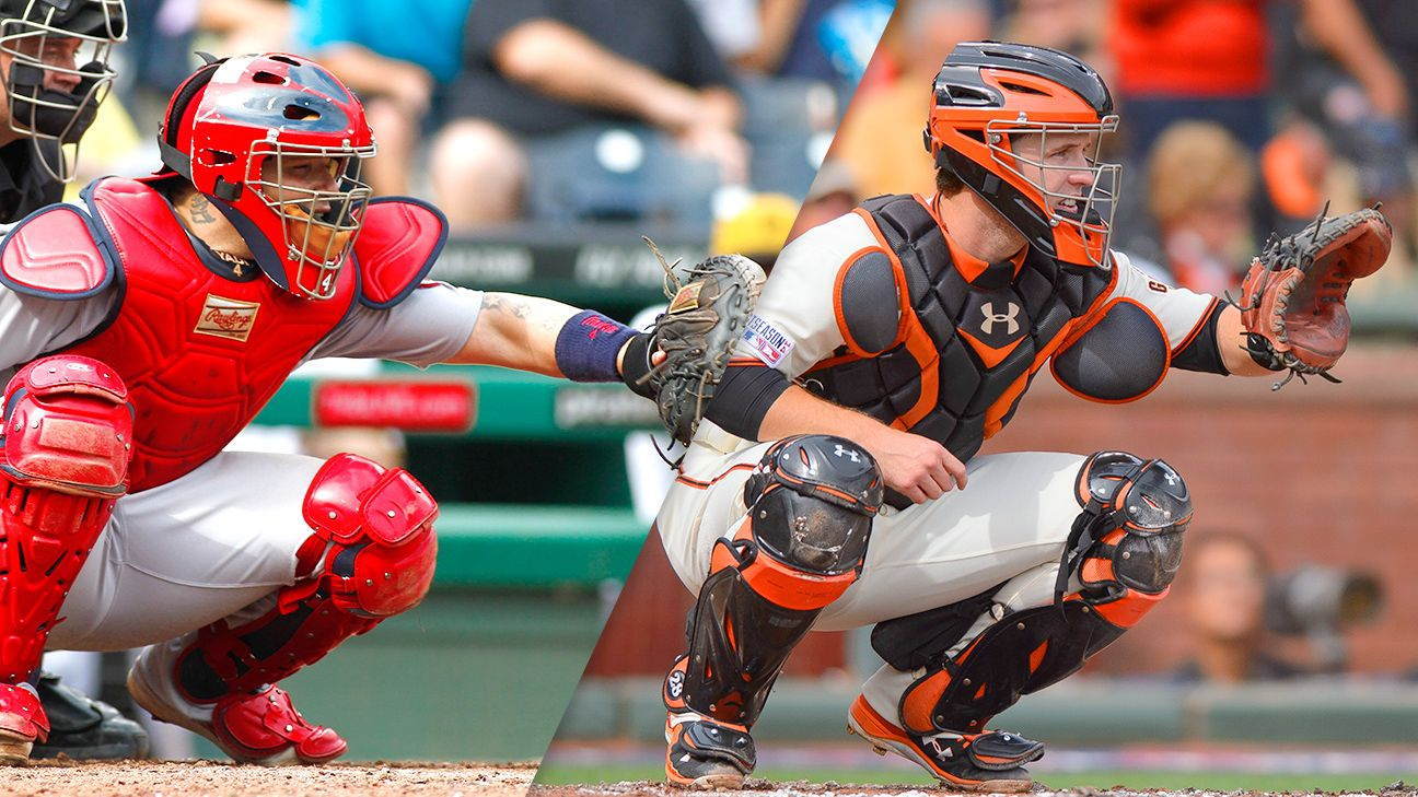 Yadier Molina, Buster Posey: Pitch-framing early in 2016 - Stats ...