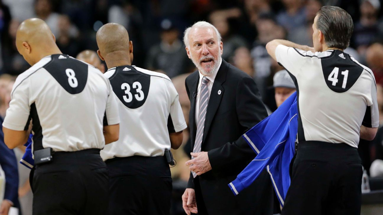 Referee reports doing more harm than good these playoffs