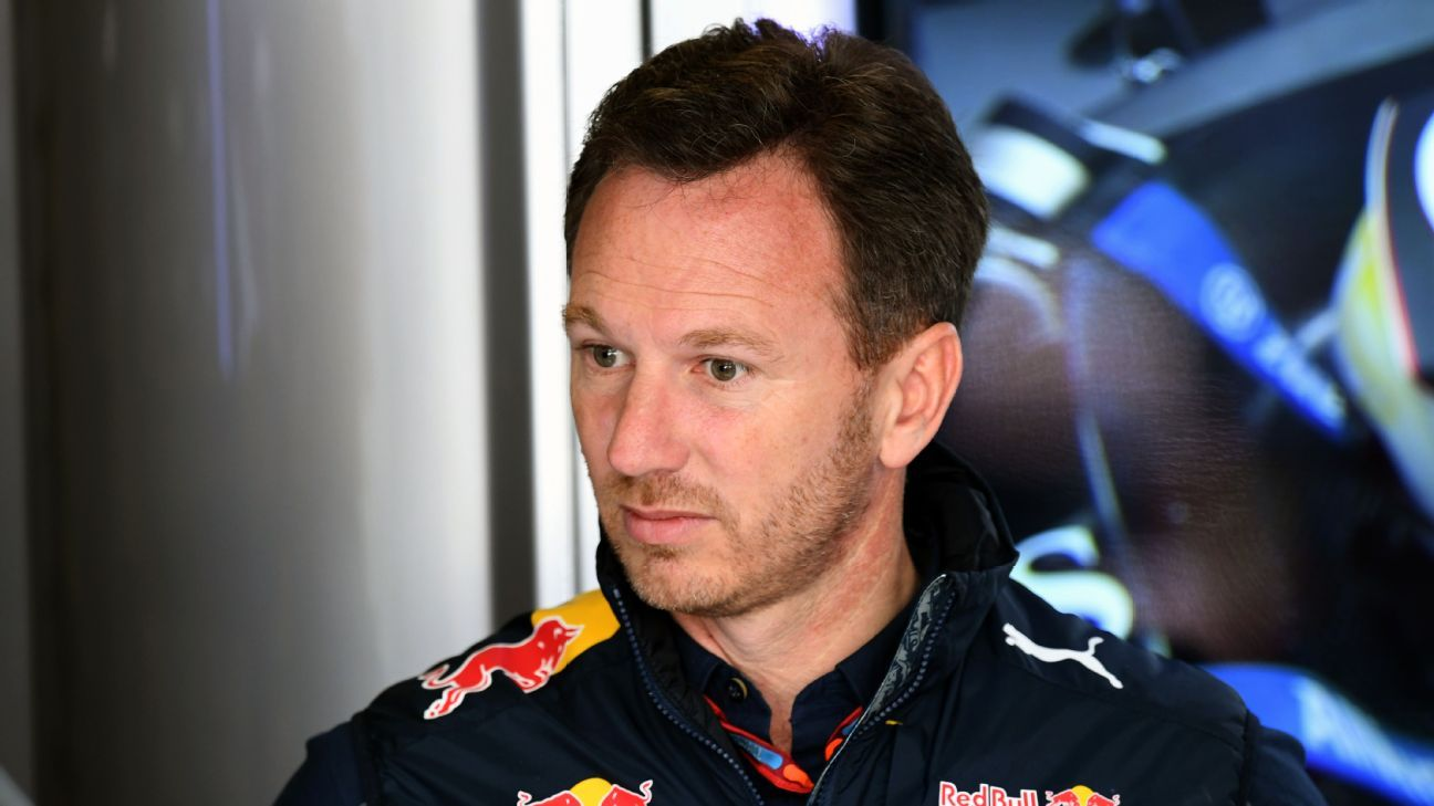 Christian Horner - Max Verstappen reminds me of Sebastian Vettel