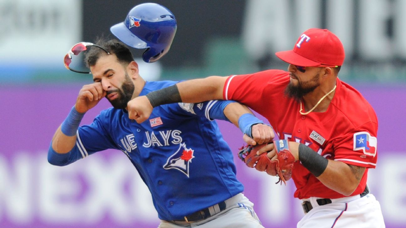 MLB reduces Rougned Odor's suspension for punch by one game