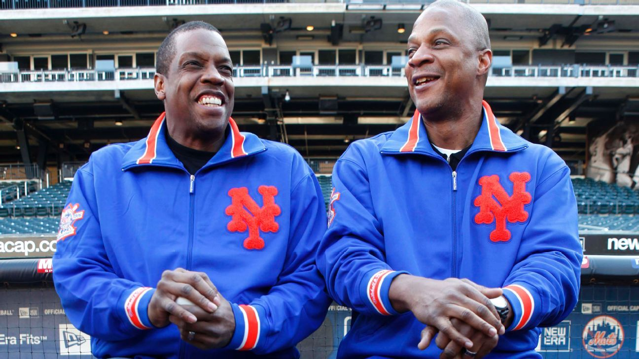 Dwight Gooden and Darryl Strawberry left a strong baseball legacy