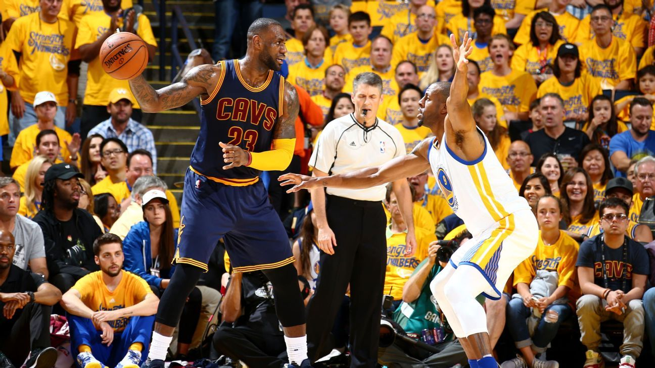 Golden State Warriors use crushing defense to win Game 2 of NBA Finals - Golden State Warriors ...