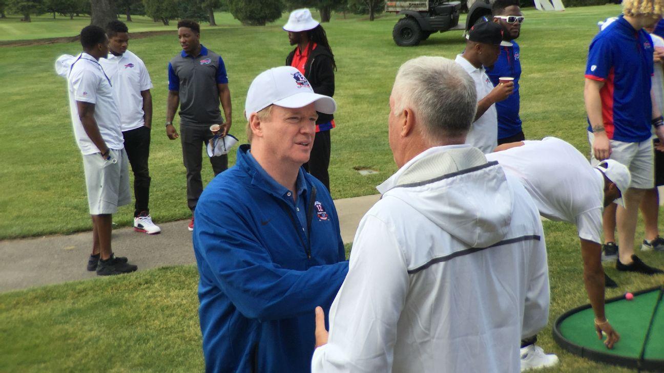 Roger Goodell Nfl Not In Settlement Talks With Tom