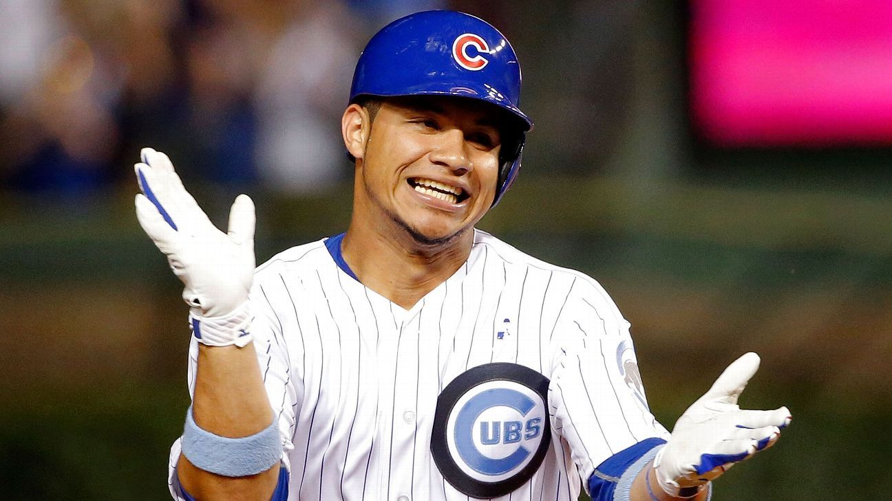 What will earn Chicago Cubs' Willson Contreras more playing time? - Chicago Cubs Blog- ESPN