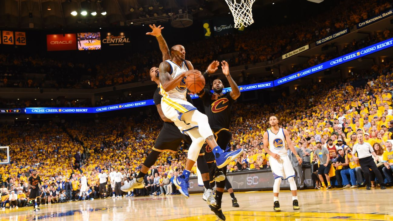 NBA Finals 2016 - Oral History of LeBron's chasedown block