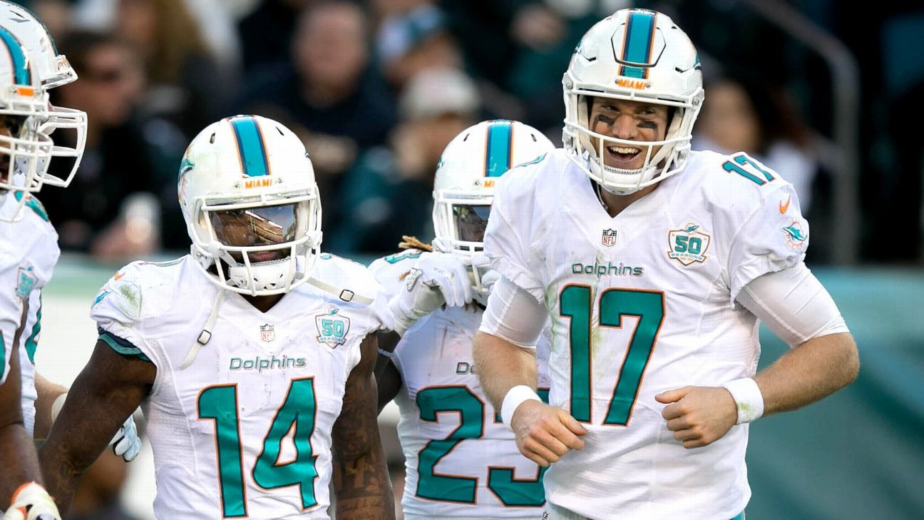 Jarvis Landry told NFL Network on Wednesday that he still hasn't heard from Ryan Tannehill since being traded and he's not surprised, as