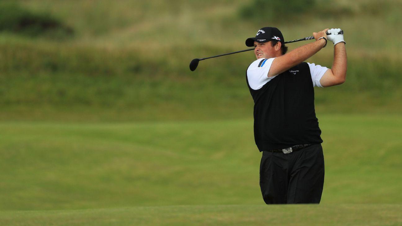 Michael Collins' Top 25 Open Championship rankings