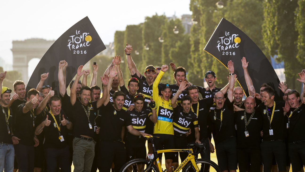 Tour De France Chris Froome and Sky domination prompts calls for format changes